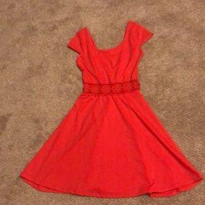 Dresses & Skirts - Red/pink dress